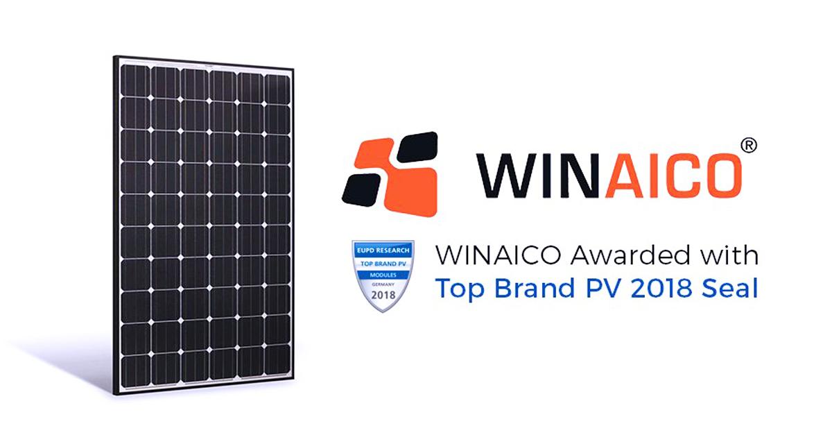 winaico-solar panels