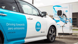 CSIRO smart solar EV charging technology test in Victoria