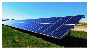 Solar panels success at Foodmach: