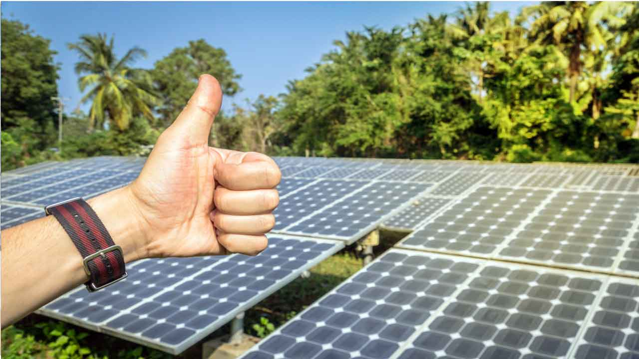 Solar Energy Advantages: